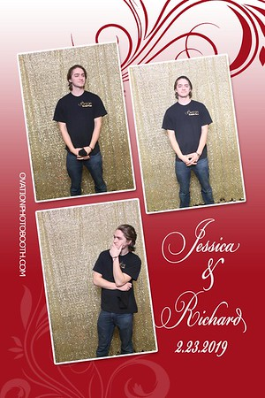 2 23 19 Richard and Jessica