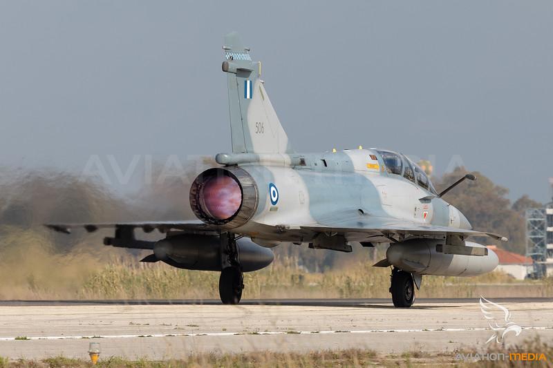 Greece - Air Force | Dassault Mirage 2000-5BG | 506