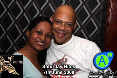 Society - 7th June 2008