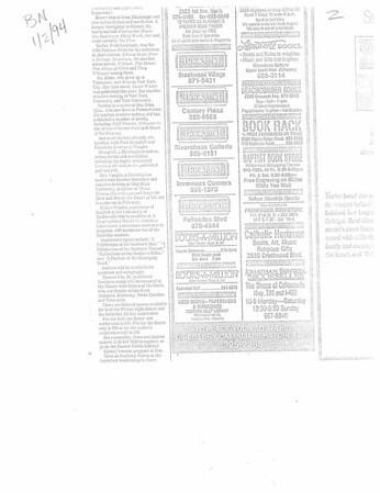 1994 Documents