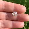 2.04ct Octagonal Flat Cut Diamond GIA K SI1 15