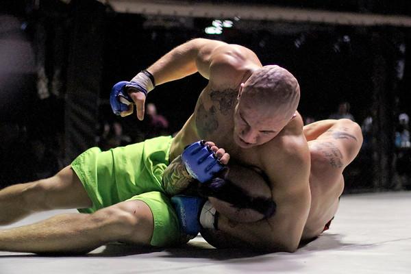 Justin Trangsrud vs Nate Mortson