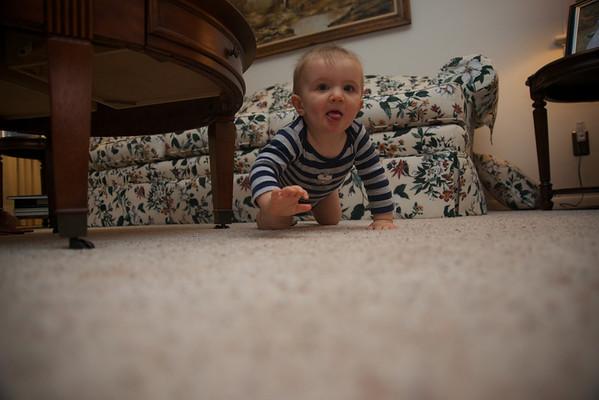Shawn Thomas - 10 Months