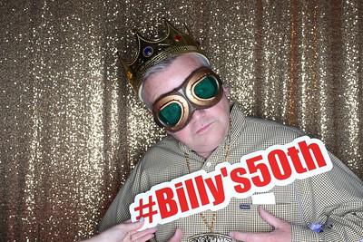 Billy's 50th Birthday - 3-24-17