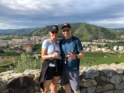 "Cruise # 64- ""Active & Discovery on the Rhone"" River Cruise in Southern France with Avalon Waterways onboard ""Avalon Poetry II""- August, 2019"