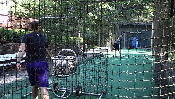 Cage Work