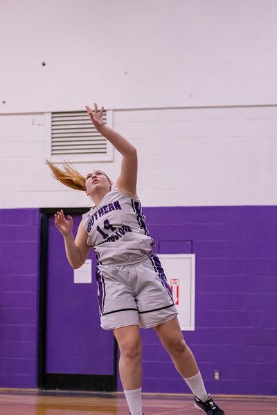 SACS Varsity Girls VS Madawaska 1/26/19