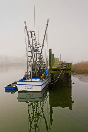 Vote by comment (Last Year The Creek Had Shrimp Boats)