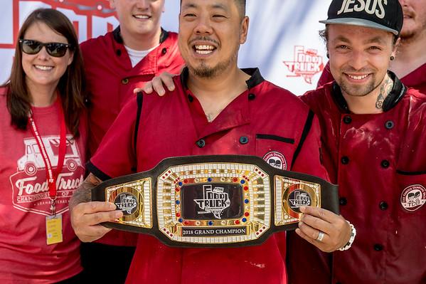 Food Truck Championship 2018