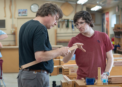 Fundamentals of Woodworking with Steve Latta