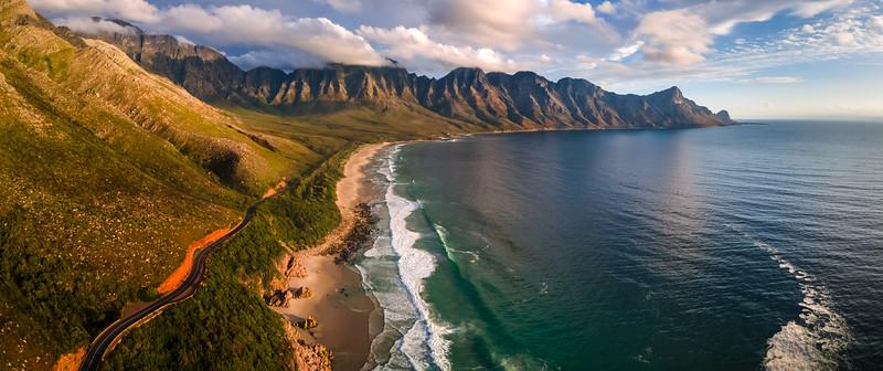Kogel Bay beach, Cape Town, South Africa