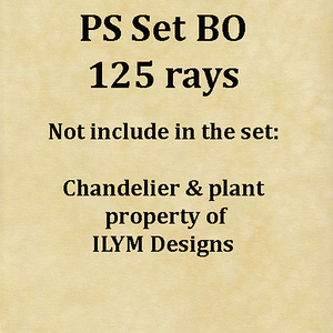 PS Set BO