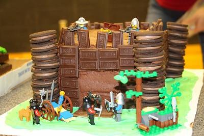 2015 - Cub Scout Cake Auction