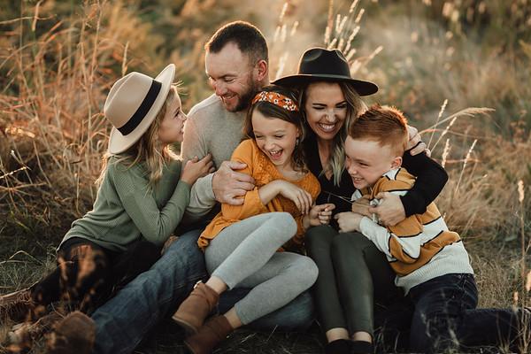 Clugston Family