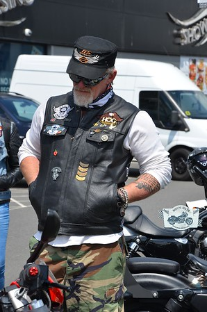 Rebels Ride in Social