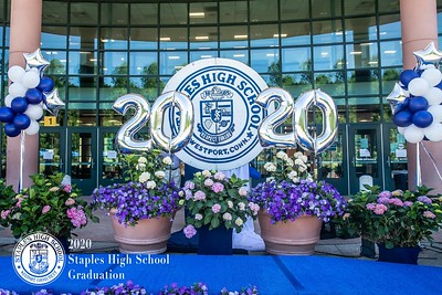 2020 Staples High School Graduation