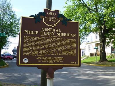 General Phil Sheridan (Somerset, Ohio)