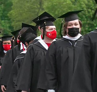 Griffin graduation