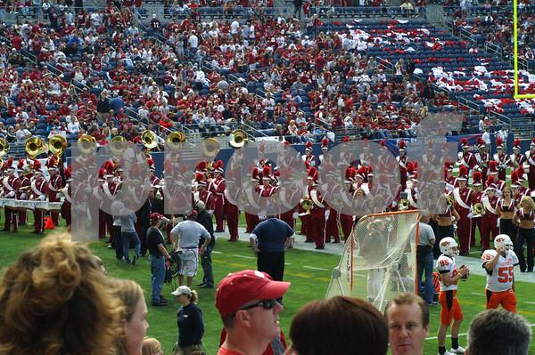 WSU Courgars VS Oklahoma State 2008