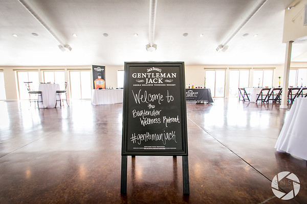 Gentleman Jack Wellness Workshop: Yoga and Sound Therapy, April 24, 2017