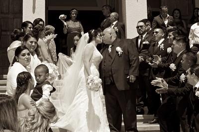 Lupe & Abel Wedding