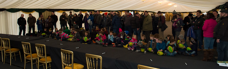 Under 7s - Q&A and half time, 17 January 2016