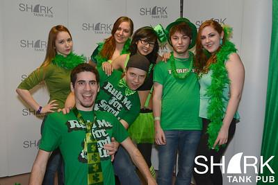 St. Patrick's Club Night