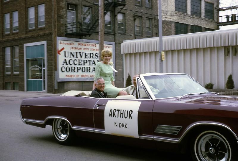 ARS074.  Miss Arthur – Fargo parade - 1966‡.jpg