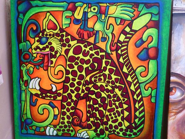 Salvadorian Pop Art