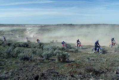 2009 Desert 100 Hole Shot - Camera #2