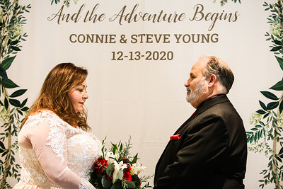 Connie and Steve
