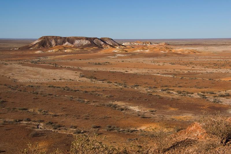 Breakaways 4 - Coober Pedy, South Australia