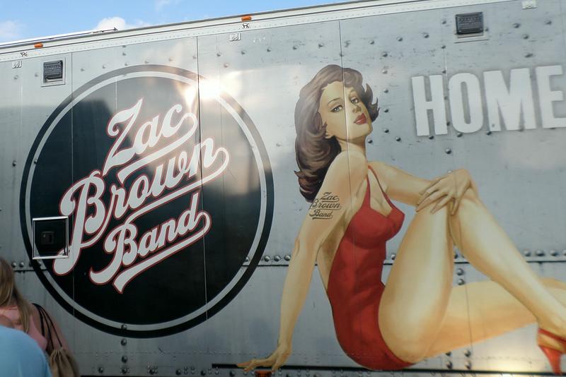 Zac Brown Band at Darien Lake - August 23, 2014
