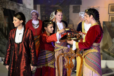 ΠΟΝΤΙΑΚΟΣ ΓΑΜΟΣ - PONTIAN WEDDING REENACTMENT
