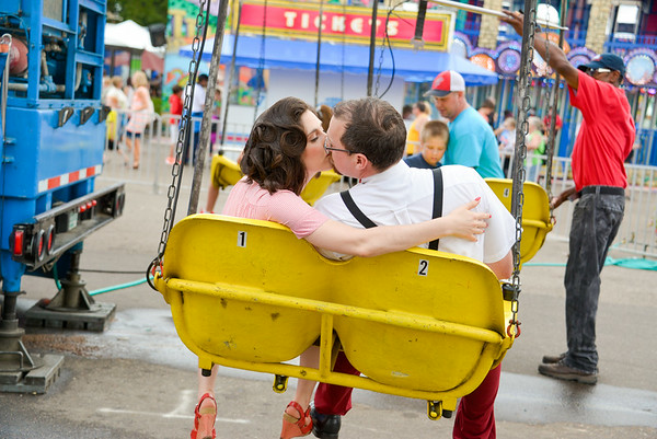 {Karl and Gina - State Fair}