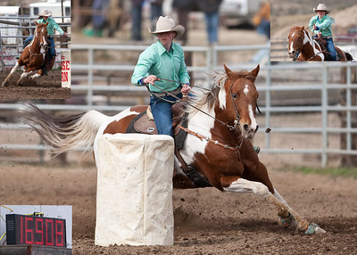 Barrels- Sunday- Riders 1-20