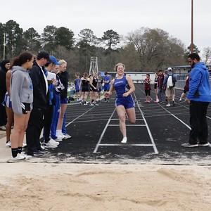 Timpson, Joaquin athletes participate in Beckville Relays