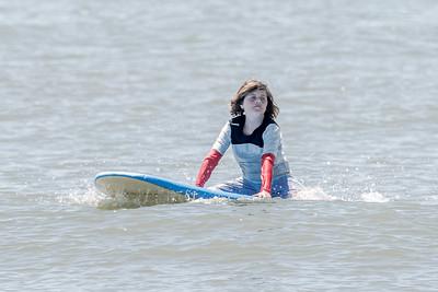 Lars Surfing Long Beach 6-13-20