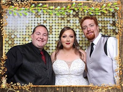 10/11/19- Ashley & Mike's Wedding- DJ & Photo Booth