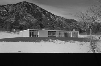 At AF Academy 1958