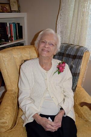 Velma McCoy 100th Birthday Celebration