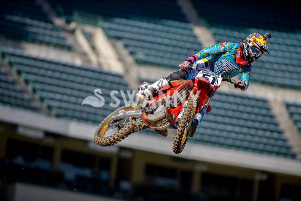 Anaheim 2 Supercross
