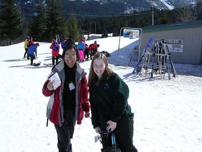Snowshoe 2004