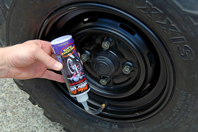 Ride-On TPS Flat Sealant Test