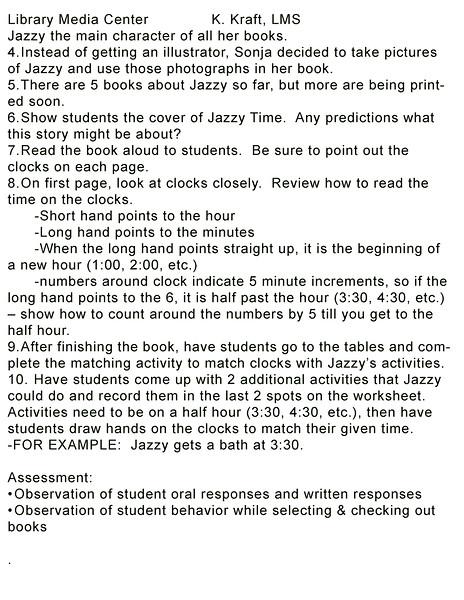 By Kellee Kraft, Arrowhead Elementary, Virginia Beach, VA page 2