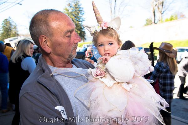 Blairstown Halloween Parade 2019