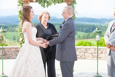 Bagwell-Hawkes Wedding
