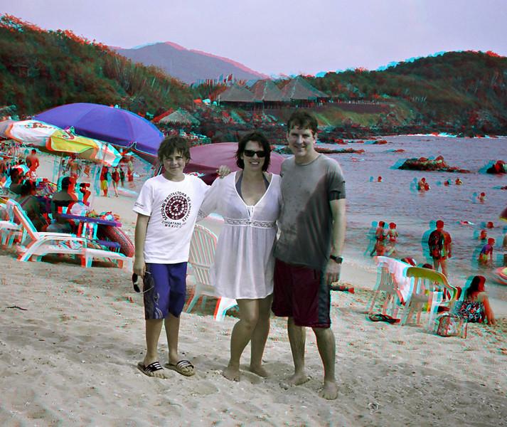 Matt, Anne and Ed