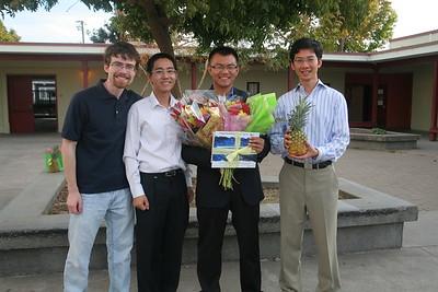 Baptism (IGSM) Oct 3, 2011