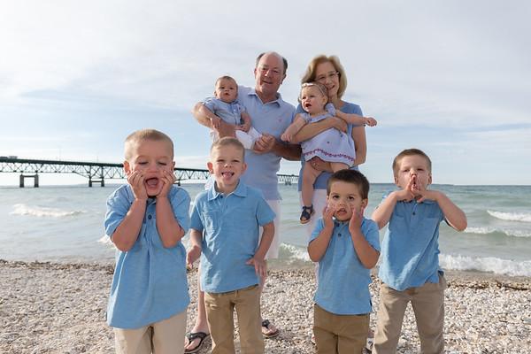 Mackinaw City Family Photography Becky